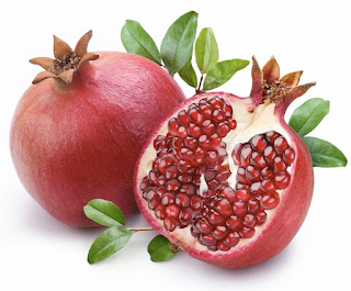 Health Benefits of Red Pomegranate - 1