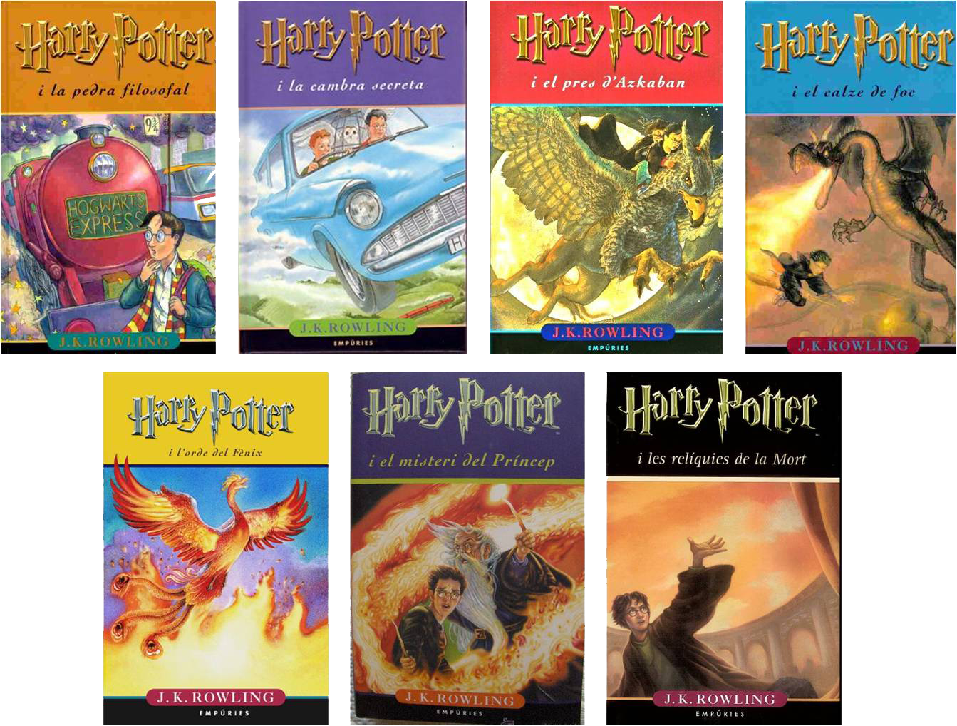 Harry Potter Libro 1 Angels To Fly Un Llibre Per 176 00