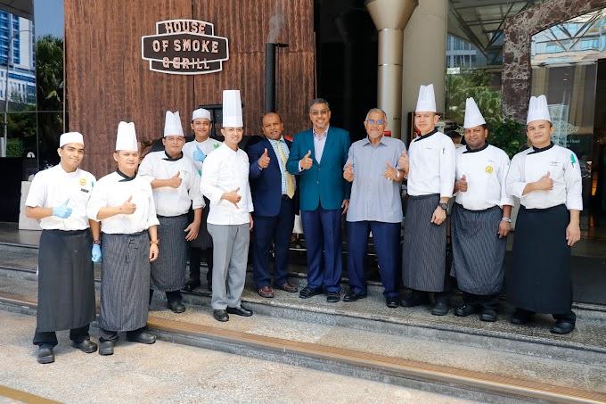 "BUKA PUASA & MENANG DI BUFET RAMADAN 2020 ""HOUSE OF SMOKE AND GRILL"" GRAND BLUEWAVE HOTEL SHAH ALAM"