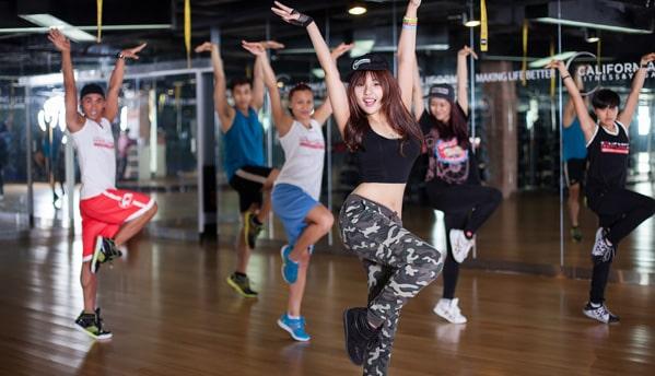 Những đối tượng nào nên theo học lớp học nhảy hiện đại tại California Fitness & Yoga quận 5.