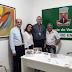 Neide de Teotônio recebeu a visita do Bispo Dom Lucena na Câmara de Guarabira