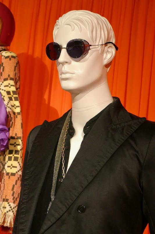 David Tennant Good Omens Crowley sunglasses