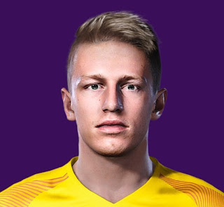 PES 2020 Faces Matvei Safonov