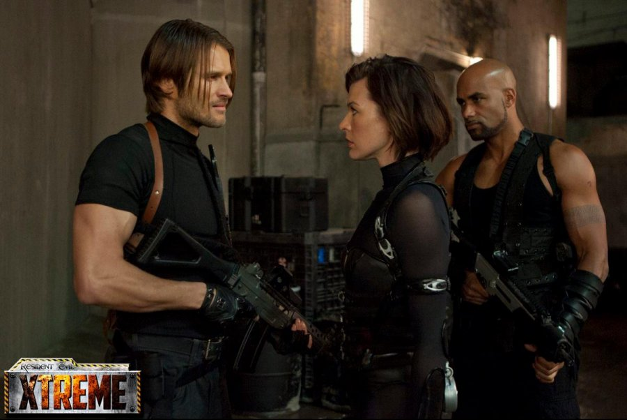 Resident Evil 5 Trailer Resident Evil 5 Movie Pictures