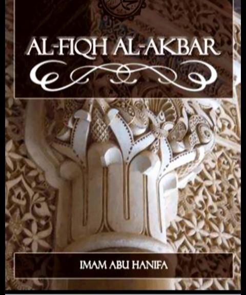 Al Fiqh Al-Akbar English pdf - Imam Abu Hanifa