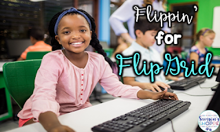 Using flipgrid as a tool to communicate and assess grade 4 5 6 students in the home school or remote distance learning classroom.