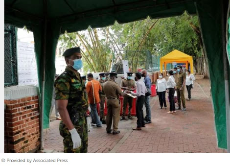 Rajapaksa siblings win via avalanche in Sri Lanka's political decision