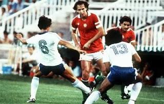 Goleada em Copa do Mundo Hungria 10 x 1 El Salvador (1982)