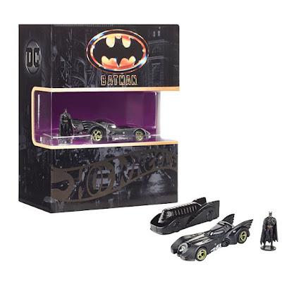 San Diego Comic-Con 2019 Exclusive DC Comics Batman '89 Armored Batmobile Hot Wheels Vehicle