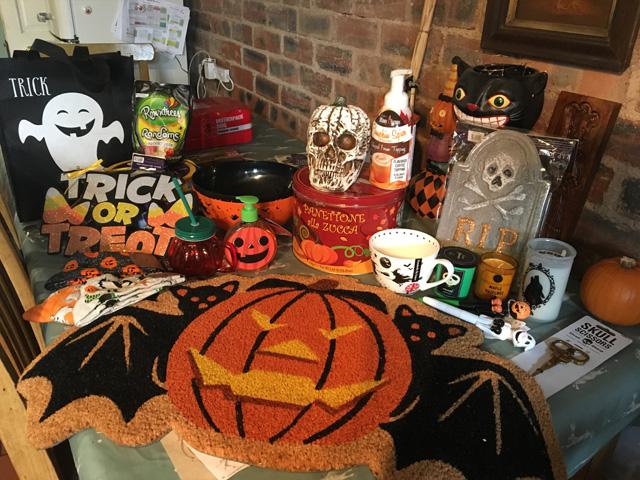 Halloween haul