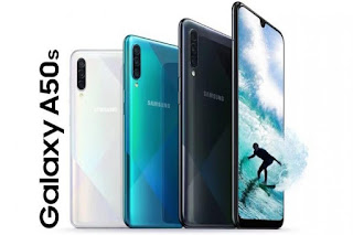 Samsung Galaxy A50s Specifications,Price and Features
