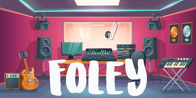 Rekomendasi Alat Studio Untuk Foley Artist