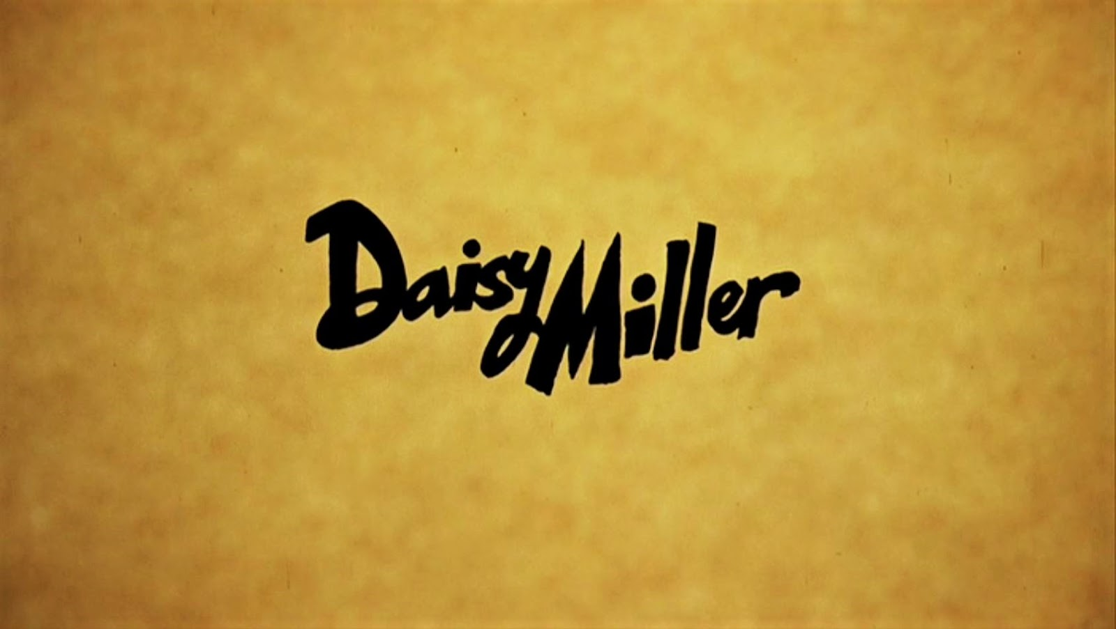 dreams are what le cinema is for daisy miller  daisy miller 1974 ""