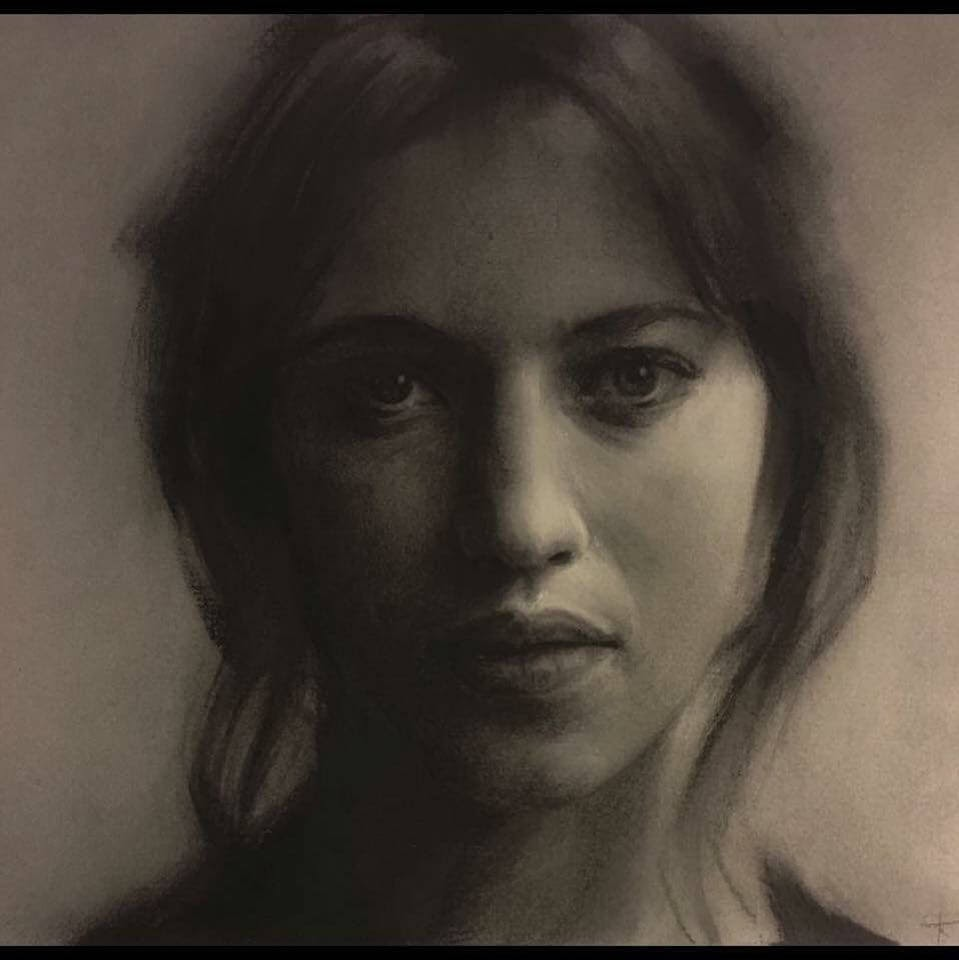 12-Commission-Rick-Young-Celebrity-and-More-Charcoal-Portraits-www-designstack-co