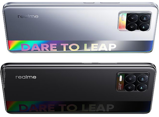 The Realme 8 Design