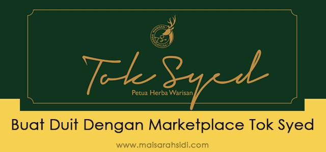 Buat Duit Dengan Marketplace Tok Syed