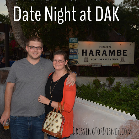 Date Night at Disney's Animal Kingdom