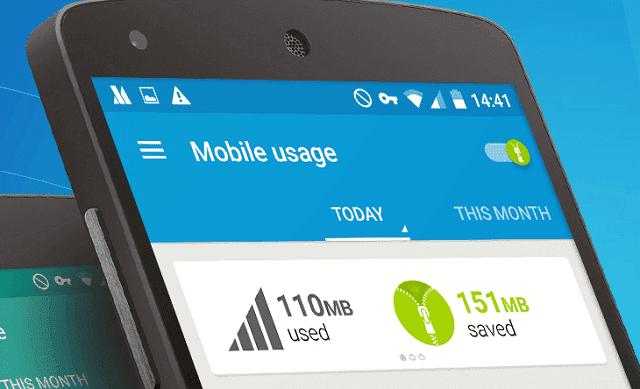 افضل 4 تطبيقات لتوفير الانترنت علي الهاتف الاندرويد