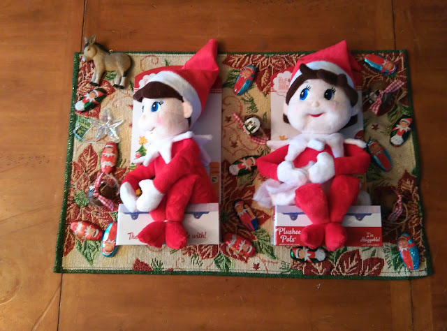 Where to get Elf on the Shelf stuff