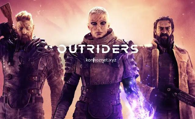 تحميل لعبة OUTRIDERS للكمبيوتر مجانا