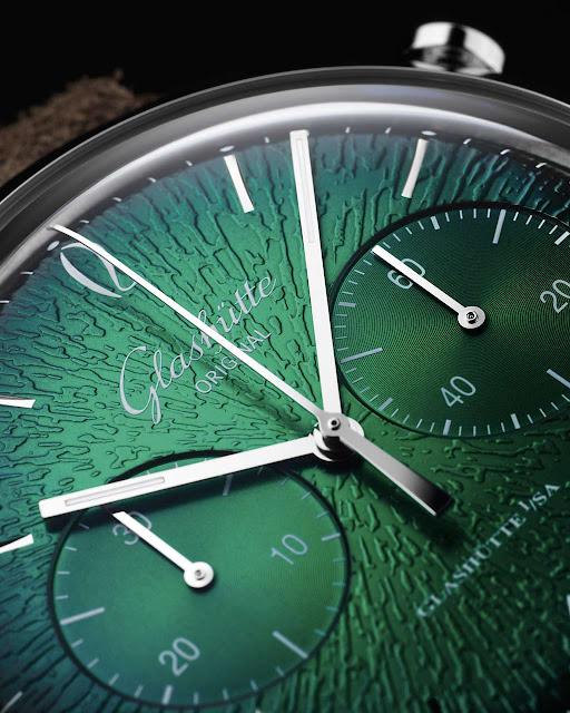lashütte Original Sixties Chronograph Annual Edition 2021
