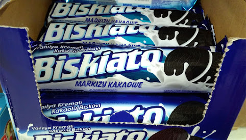 Markizy kakaowe, Biskiato
