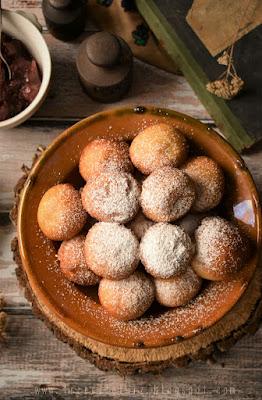 Pączki ziemniaczane – kuchnia podkarpacka