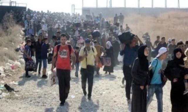 وزارة الداخلية التركية تعلن عن عدد السوريين في تركيا