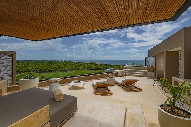 ESTUDIO Playa Mujeres es un complejo 5 estrellas, de la marca ATELIER de Hoteles, con una propuesta de reconexión familiar y diversión para niños y jóvenes, así como de relajación para los adultos