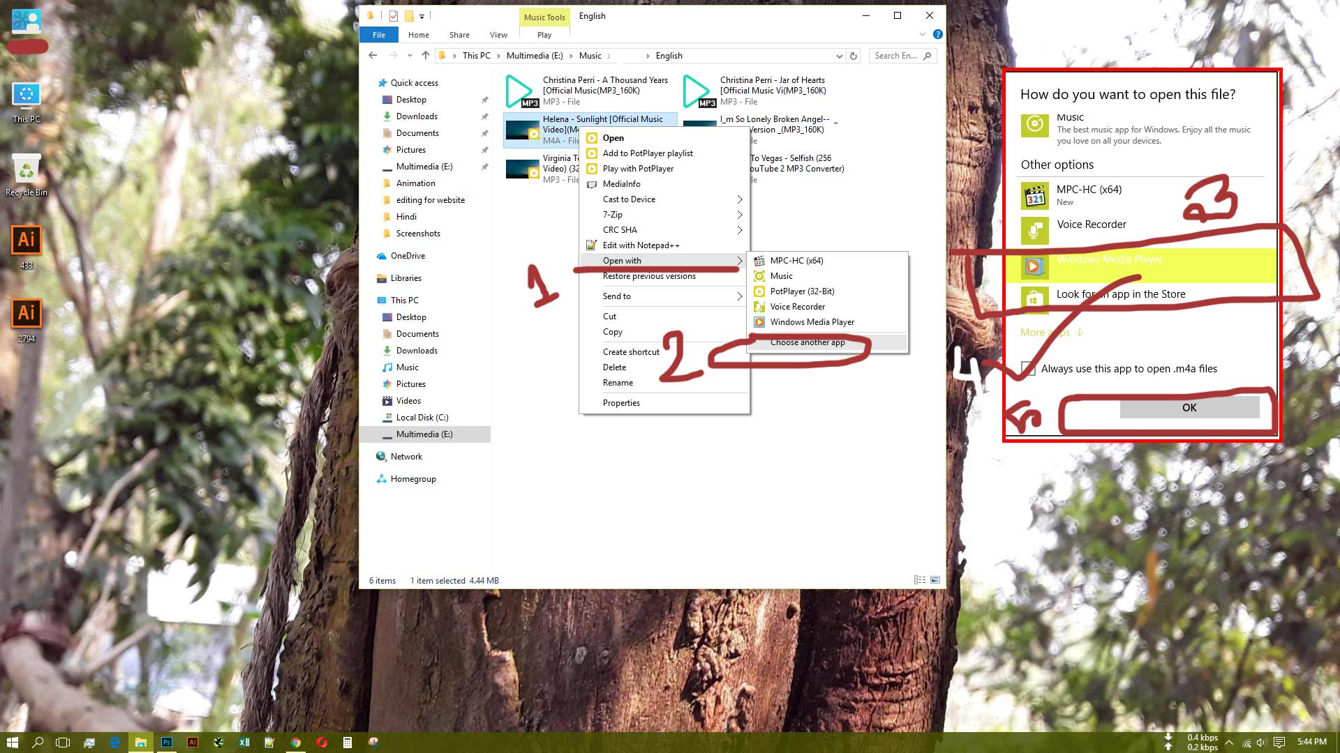 How Do I Make Windows Media Player My Default Player In Windows 10