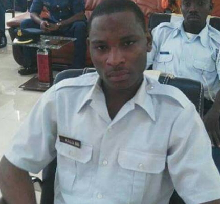 nigerian air force man sentenced to death