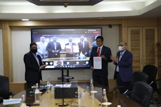 IREDA Ltd. signed MoU with SJVN Limited
