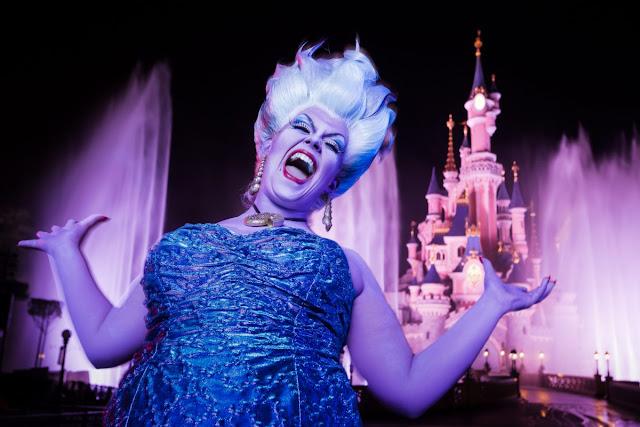 Disneyland Paris Media Expo 2020 Ursula 巴黎迪士尼樂園 烏蘇拉