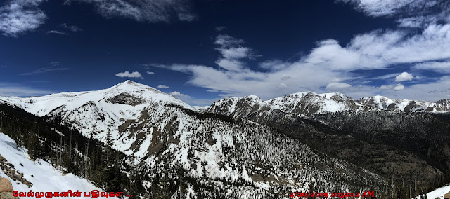 Rocky Mountain Scenic Drive