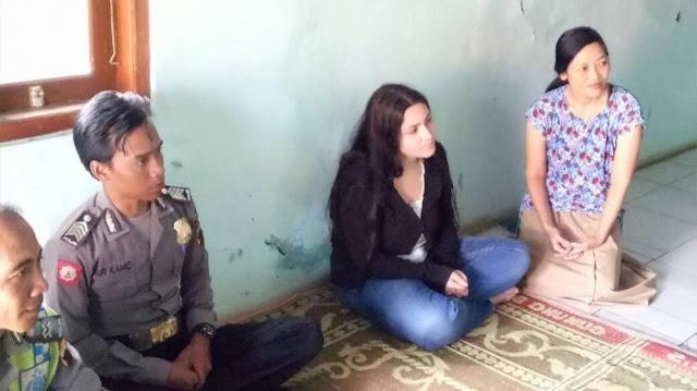 Kenal di Facebook, Gadis Italia Ini Kerja Keras Nabung 2 Tahun untuk Nikahi Pemuda Asal Jawa Tengah ini