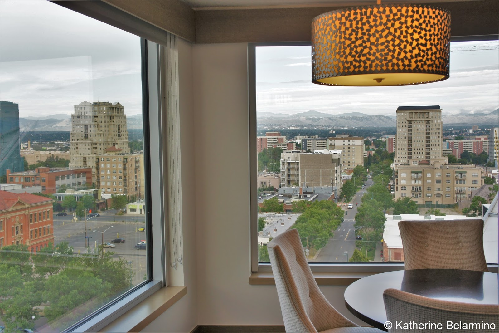 Mountain View Suite The Art A Hotel Downtown Denver