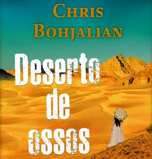 O deserto de Ossos - dica de livro