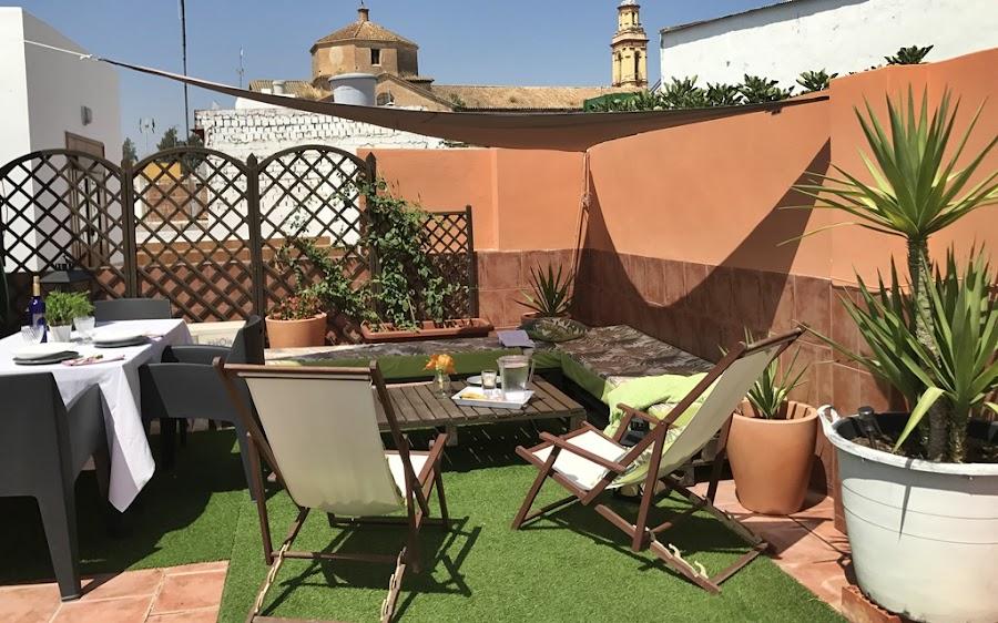 Como decorar mi terraza con palet