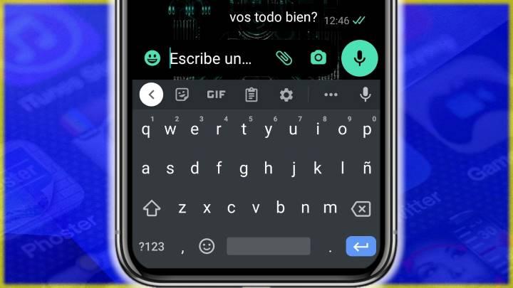 Cómo quitar el sonido y vibración del teclado en Android