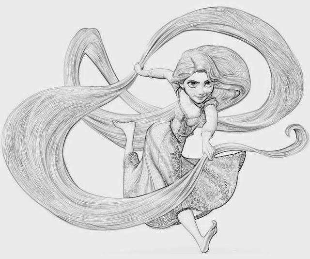 Tangled Rapunzel holiday.filminspector.com
