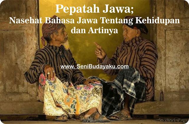 Pepatah-Jawa