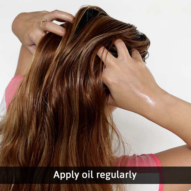 hair care tips for dry hair