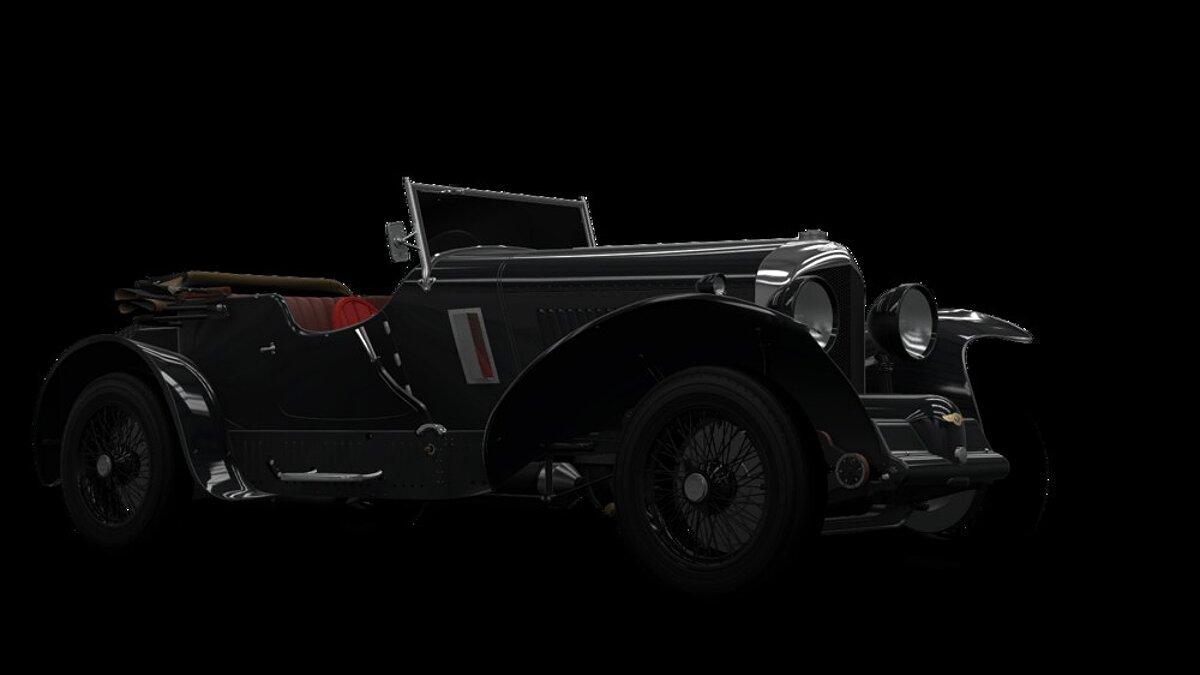 Bentley Blower (Bamburgh Castle)