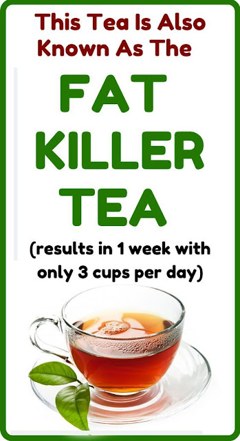 Lose excess weight with this healthy tea
