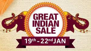 Amazon's great indian sale