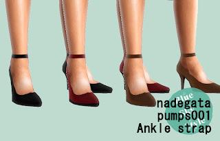 http://blueskystyle.blogspot.jp/2013/12/pumps01-ankle-strap.html