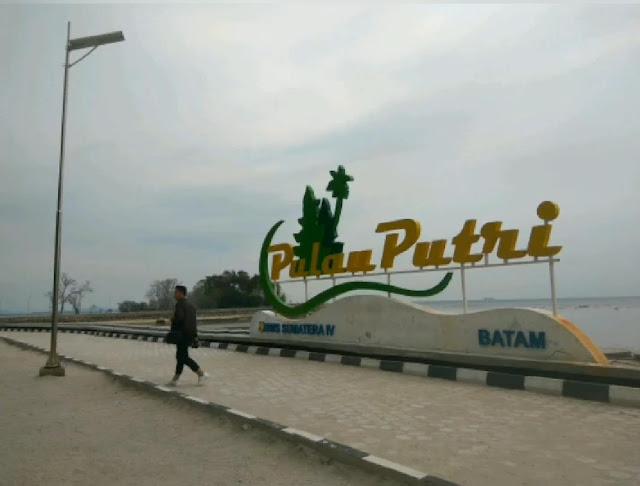 Area Pulau Putri Nongsa