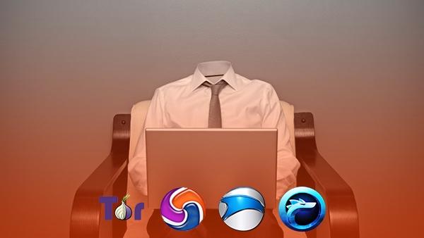 3 متصفحات ستجعلك ان تتصفح مواقع الانرنت كــ (شبح) بدون مراقبة !