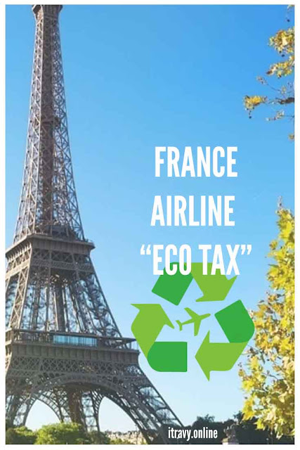 "France Plans Airline ""Eco Tax"""