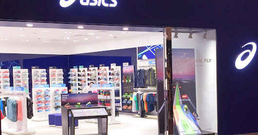 ASICS Opening Two New Stores in Malaysia